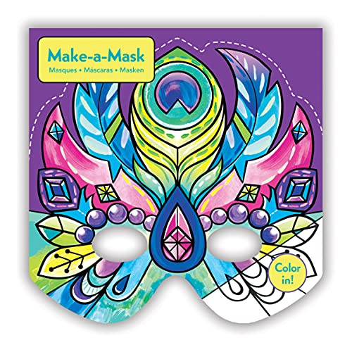 9780735344037: Masquerade Make-A-Mask
