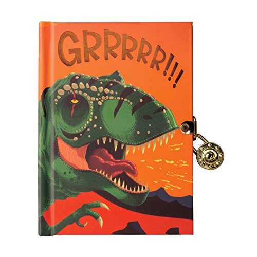 9780735344549: Dinosaur Locked Diary