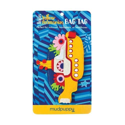 9780735344570: The Beatles Yellow Submarine Bag Tag