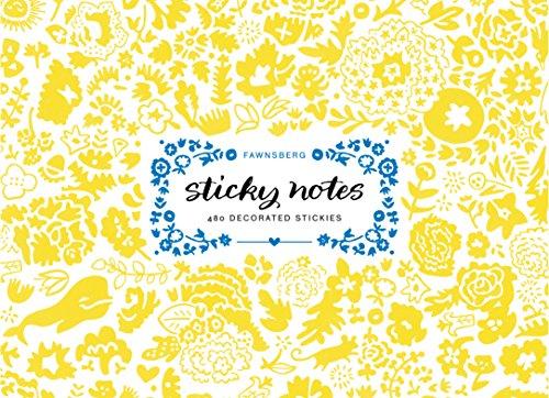 9780735344693: Fawnsberg Sticky Notes