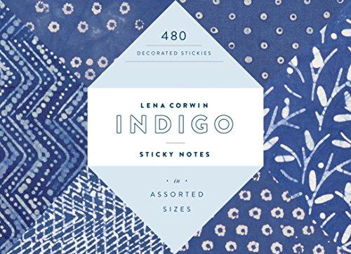 9780735344761: Indigo Sticky Notes