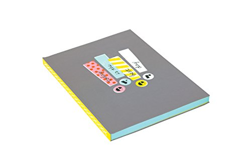 9780735344846: Hooray Today Colored Edge Journal