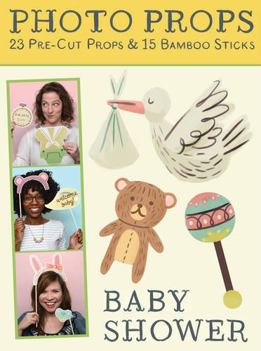 9780735344860: Baby Shower Photo Props
