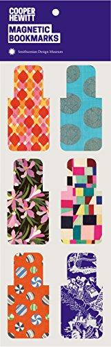 9780735344952: Cooper Hewitt Magnetic Bookmarks
