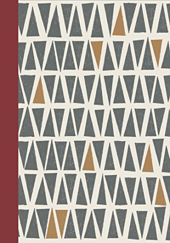 9780735345003: Mid-Century Mod Clothbound Journal
