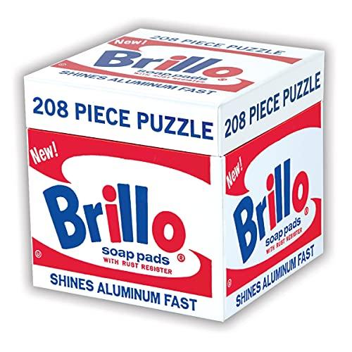 9780735346055: Andy Warhol Brillo Puzzle