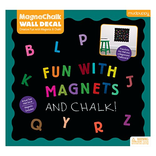 9780735346079: Fun With Abcs! Magnachalk Wall Decal