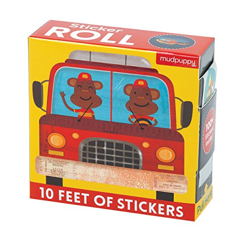 9780735346093: Things That Go Sticker Roll