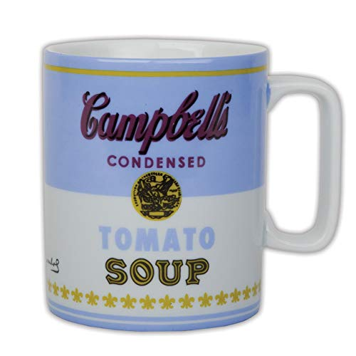 9780735346314: Andy Warhol Campbell's Soup Blue Mug