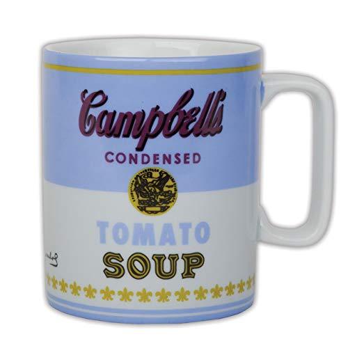 9780735346314: Andy Warhol Campbell's Soup Blue Mug