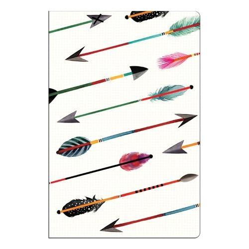 Arrows & Feathers Mini Notebook Set