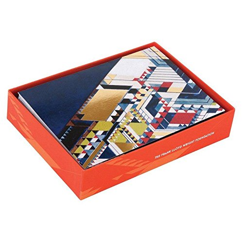 9780735346734: Frank Lloyd Wright Designs Luxe Notecard Set