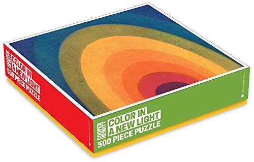 9780735346741: Cooper Hewitt Color In a New Light 500 Piece Puzzle