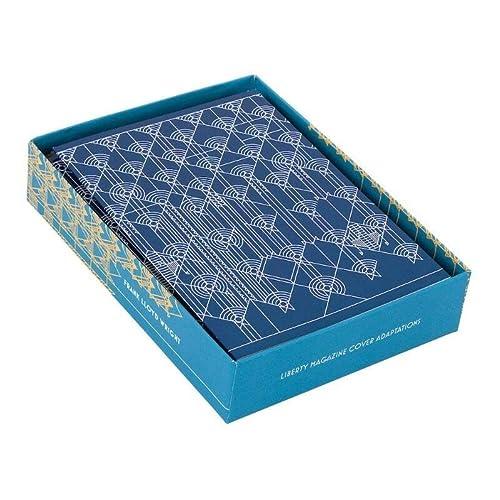 9780735346932: Frank Lloyd Wright Liberty Patterns Luxe Notecard Set