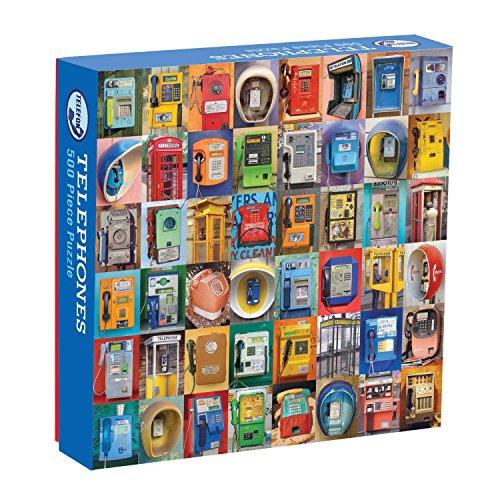 9780735347069: Telephones 500 Piece Puzzle