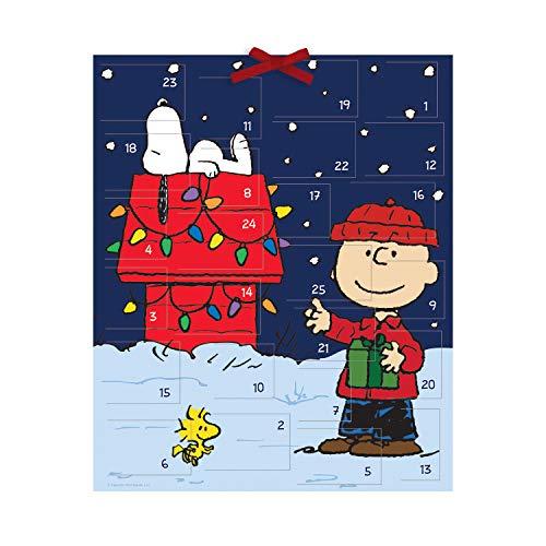 9780735347786: Peanuts Holiday Advent Calendar