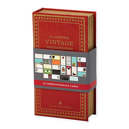 9780735348431: Vintage Correspondence Cards