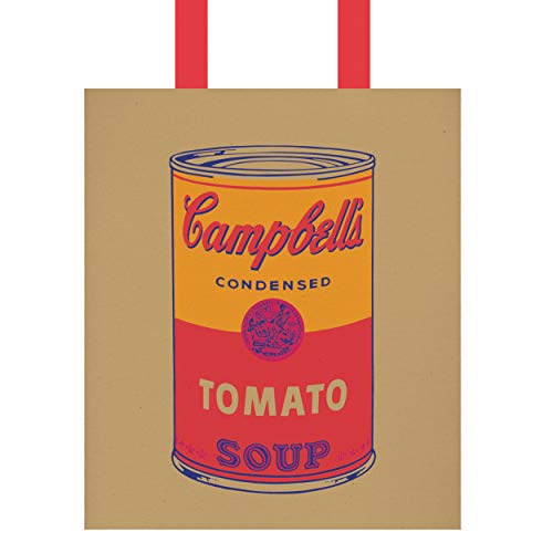Andy Warhol Campbell's Soup Tote Bag: Includes: Galison (Corporate Author)/
