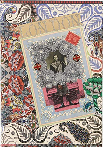 "9780735350274: Christian Lacroix London A5 6"" X 8"" Notebook"