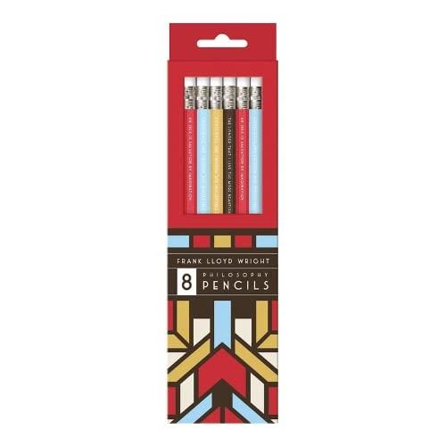 9780735350946: Frank Lloyd Wright Pencil Set