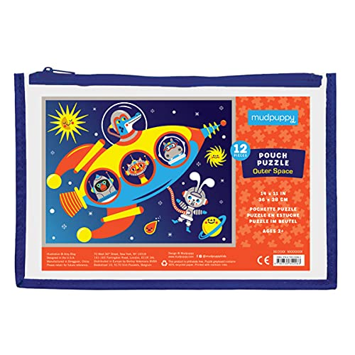 TOY] Outer Space Pouch Puzzle