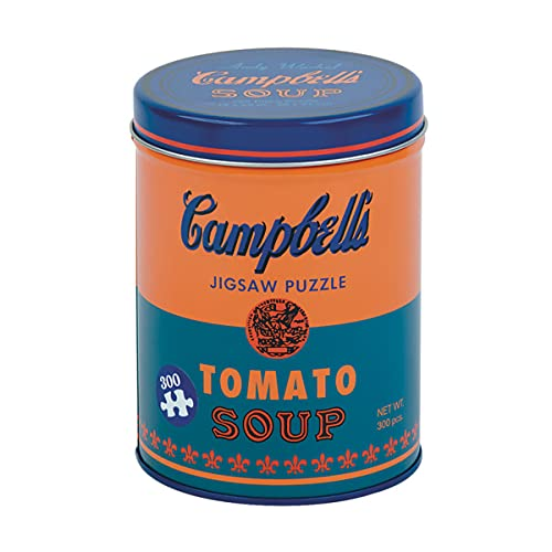 Andy Warhol Soup Can Orange 300 Piece: Mudpuppy (Corporate Author)/