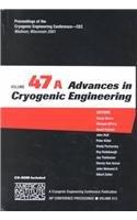 Advances in Cryogenic Engineering: Proceedings of the: Susan Breon, Michael