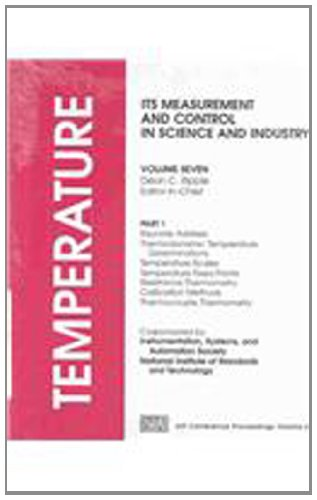 9780735401532: 7: Temperature: Its Measurement and Control in Science and Industry: Volume Seven (AIP Conference Proceedings)