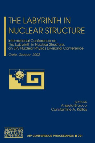 9780735401747: The Labyrinth in Nuclear Structure: International Conference on The Labyrinth in Nuclear Structure, an EPS Nuclear Physics Divisional Conference (AIP Conference Proceedings)
