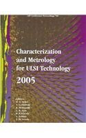 Characterization and Metrology for ULSI Technology 2005: David G. Seiler,