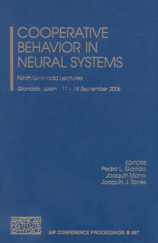 9780735403901: Cooperative Behavior in Neural Systems: Ninth Granada Lectures, Granada, Spain, 11-15 September 2006