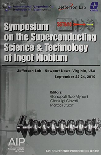 9780735409095: Symposium on the Superconducting Science and Technology of Ingot Niobium (AIP Conference Proceedings / Accelerators, Beams, and Instrumentations)