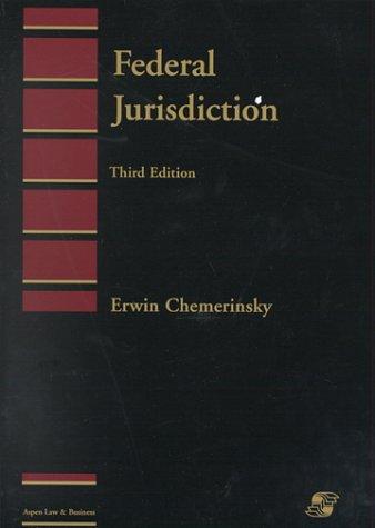 9780735500372: Federal Jurisdiction