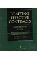 9780735503762: Drafting Effective Contracts: A Practitioner's Guide