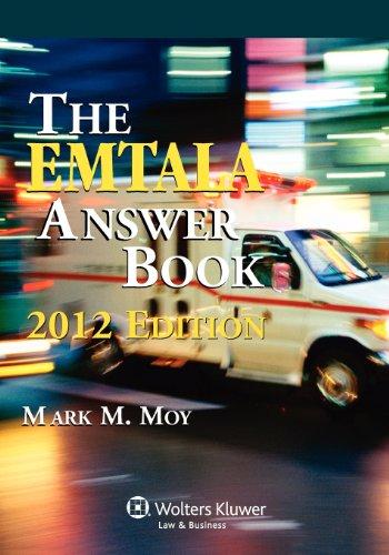 9780735509061: EMTALA Answer Book, 2012 Edition