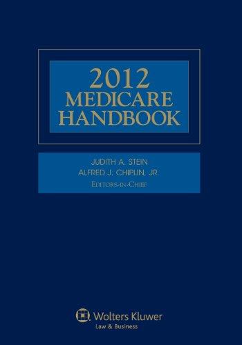 9780735509184: Medicare Handbook 2012 Edition