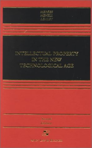 9780735512269: Intellectual Property in the New Technological Age