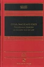 9780735512283: Child, Family, and State: Problems and Materials on Children and the Law (Casebook)