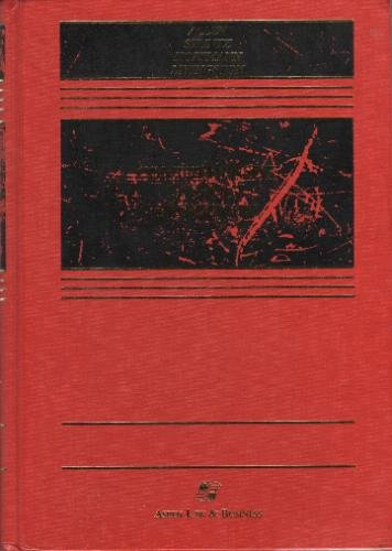9780735519596: Comprehensive Criminal Procedure (Casebook)
