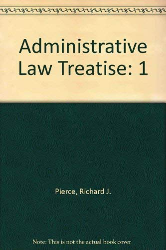 9780735527584: Administrative Law Treatise ( VOL 1)