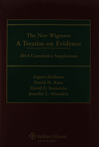9780735528550: The New Wigmore: A Treatise on Evidence