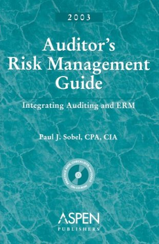 9780735532779: Auditor's Risk Management Guide 2003