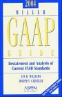 Miller Gaap Guide 2004: Restatement and Analysis: Jan R. Williams,