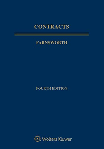 9780735545403: Contracts, Fourth Edition, Textbook Treatise Series (Aspen Student Treatise)
