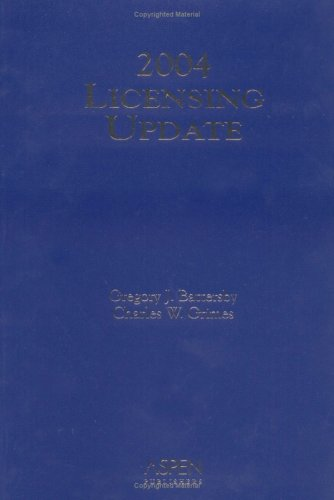 9780735547636: Licensing Update 2004