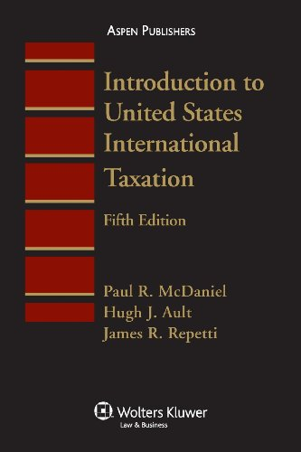 9780735557321: Introduction to United States International Taxation (Introduction to Law Series)