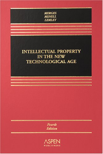 9780735558663: Intellectual Property in the Technological Age