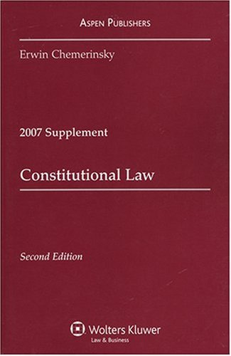 9780735564138: Constitutional Law