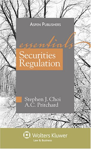 9780735565517: Securities Regulations: The Essentials