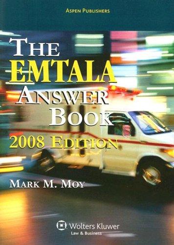 9780735566033: EMTALA Answer Book, 2008 Edition